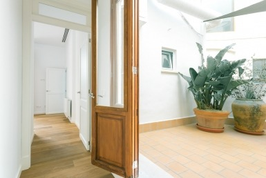 Terrace apartment in Palma