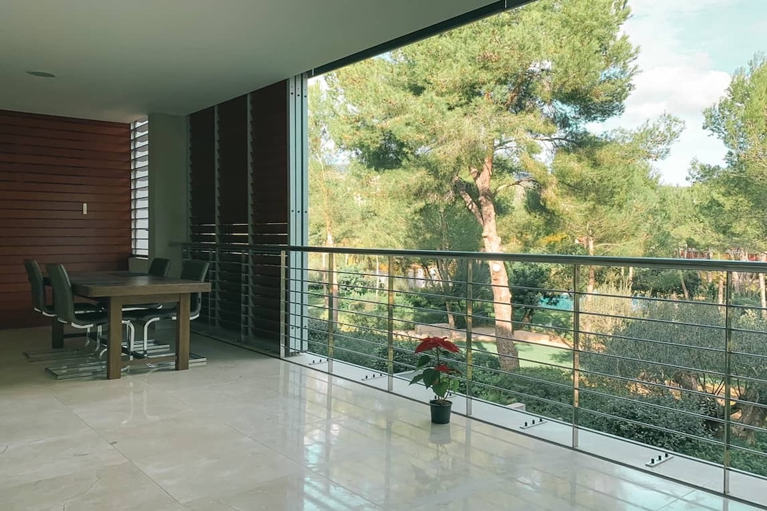 Apartment with terrace in Bendinat