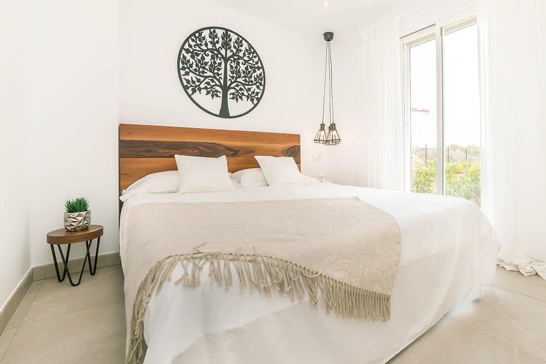 Contemporary villa in a new development in Sa Rapita