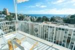 Sea views and terrace in San Agustin
