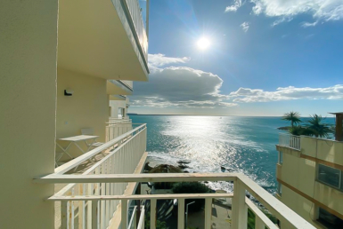 sea view apartment San Agustin