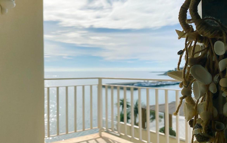 sea view terrace San Agustin