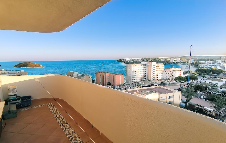sea views in magaluf
